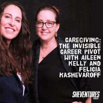 Episode 45: Aileen Kelly and Felicia Kashevaroff