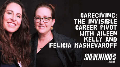 Aileen Kelly and Felicia Kashevaroff Tend App
