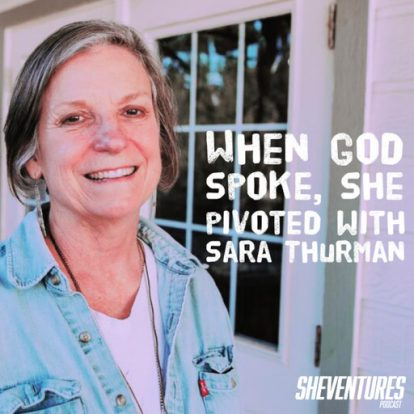Episode 48: Sara Thurman
