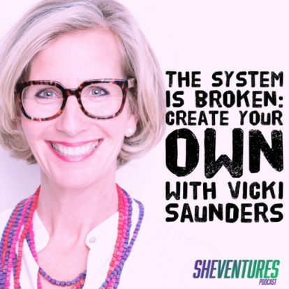 Episode 52: Vicki Saunders