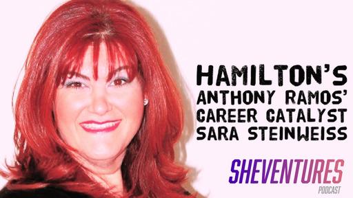 Sara Steinweiss Anthony Ramos