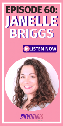 Janelle Briggs is democratizing homeownership — with her company, you can have your own urban tiny home for as little as $45,000! #SheVenturesPod #podcast #womenentrepreneur #realestate #successfulwomen