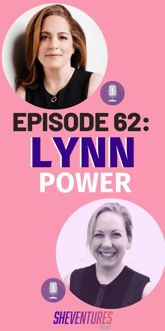 Episode 62: Lynn Power
