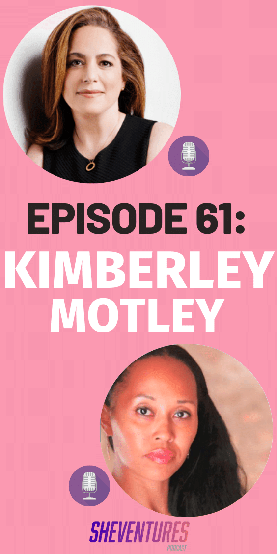 Listen as Kimberley Motley, of Kimberley Motley Law, talks fighting for human rights in Afghanistan, the legal system worldwide, and so much more. #SheVenturesPod #motivation #humanrightsactivist #femalelawyer #femalepodcast