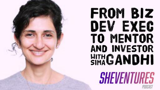 Sima Gandhi Business Mentor