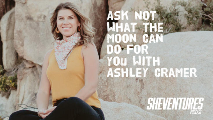 how to become a shaman with ashley cramer