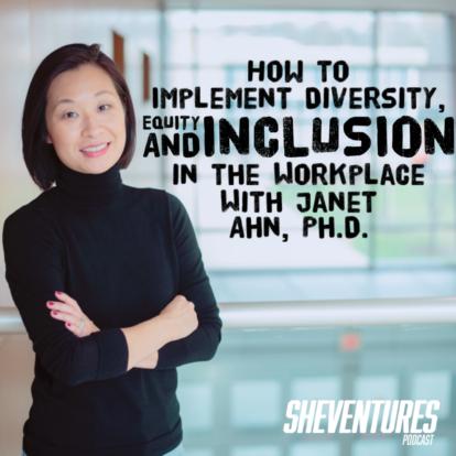 Episode 86: Janet Ahn, Ph.D.