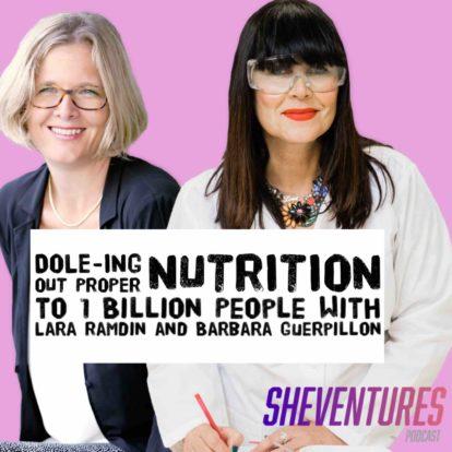 Episode 85: Lara Ramdin and Barbara Guerpillon